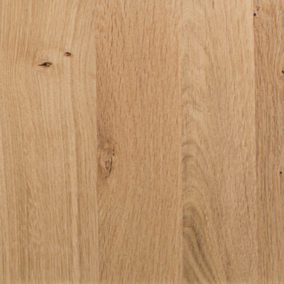 Porte intérieure bois essence Chêne rustique - Menuiserie George