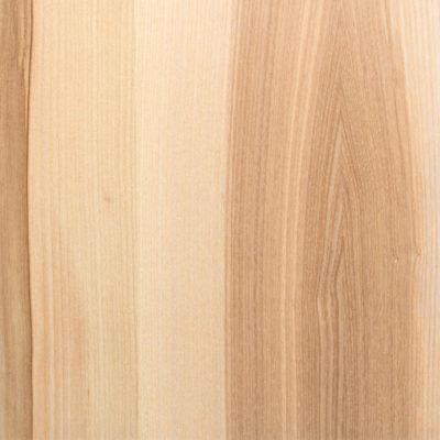 Porte intérieure bois essence Frêne olivier - Menuiserie George
