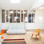 Menuiserie George Loft Arty Nancy - portes intérieures pour un loft