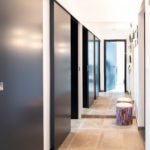 Menuiserie George Villa Californienne - portes intérieures en rénovation