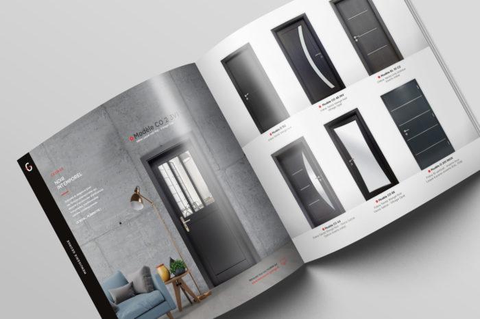 Menuiserie George nouvelle brochure 2020